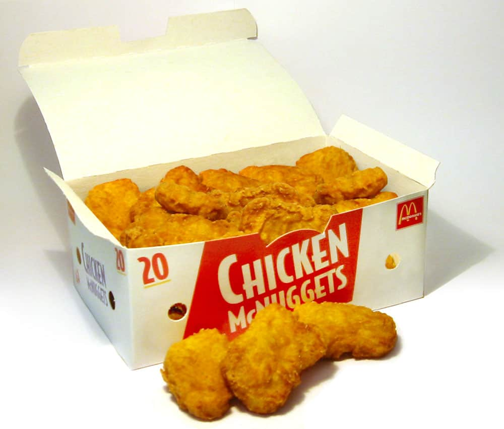 Chicken Mc Nuggets